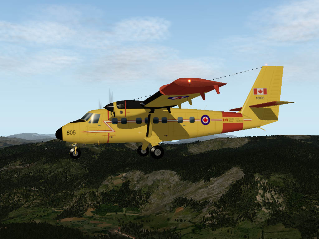 DeHavilland Canada hangar